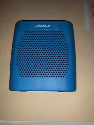 Bose SoundLink Color  with carrying case!