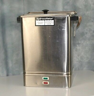 Chattanooga Hydrocollator  E1 Hot Pack Heater Physiotherapy Heat Therapy