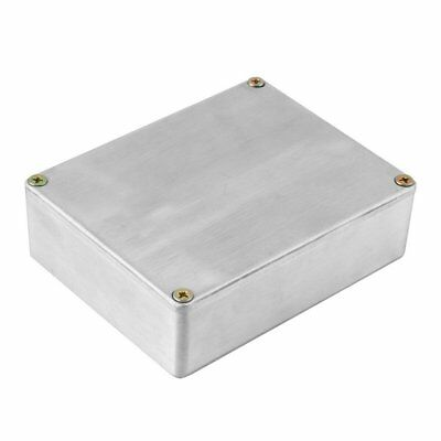 New 1590BB Style Aluminum Stomp Box Effects Pedal Enclosure for Guitar MCH