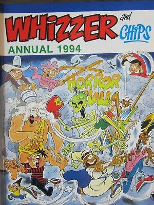 Whizzer And Chips Vintage Annual 1994