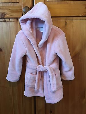 Baby's Pink Dressing Gown 6-12 months
