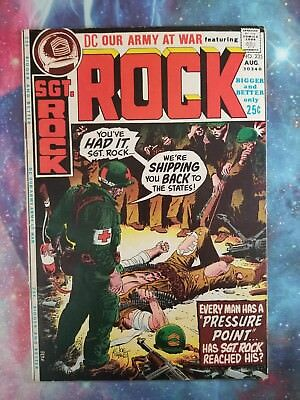 Our Army at War #235 FN / VF Vintage Silver Age DC War Comic Book