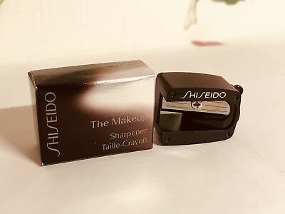 "SHISEIDO ""The Makeup"" Sharpener For Lip/Eye Pencils Makeup Cosmetic Tool NEW Box"