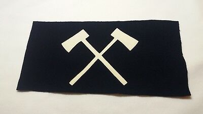 Us Army Infantry Pioneer Brassard Patch Indian Spanish American Wars