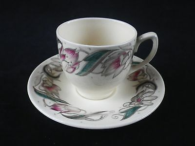 c.1938 Susie Cooper 1574 Endon Coffee Can and Saucer Cup & Saucer A398