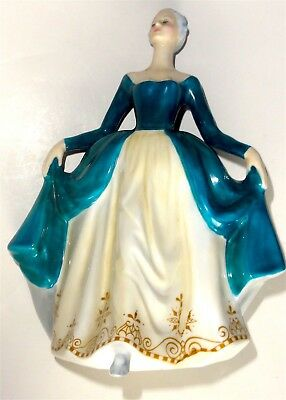 Reduced!  Royal Doulton Figurine - 'regal Lady' -  Bone China - #hn 2709