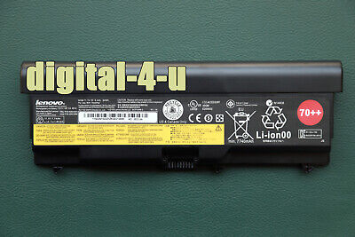 9Cell Original 70++ 0A36303 Battery for Lenovo ThinkPad L430 T430 W530 T530 L530