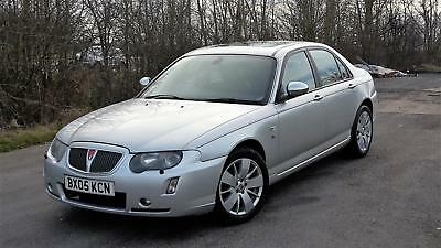 Lovely Example 2005 Rover 75 2.5 V6 Contemporary Se Px