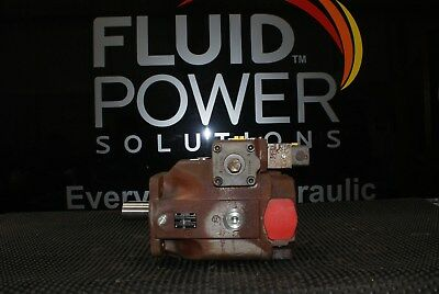 Rexroth 125cc Variable Hydraulic Piston Pump  A4VSO125LR2S-30L-PPB13N00