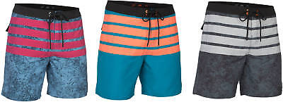 Ion Boardshort Peroscope Surf SUP Water Short M L Schwarz