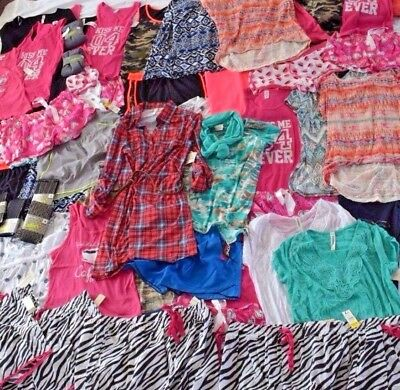 $484 MSRP 54 pc Wholesale Liquidation Lot Juniors Womens Clothing Loungewear NEW
