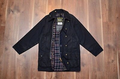 Barbour Men's Beaufort A155 Waxed Jacket C38/97CM Fishing Hunting