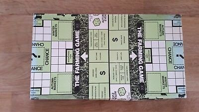 The Farming Game Boardgame Vintage 1974 ABC