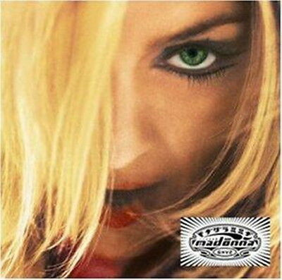 Greatest Hits Vol.2 MADONNA Warner Music JAPAN CD New Free Shipping