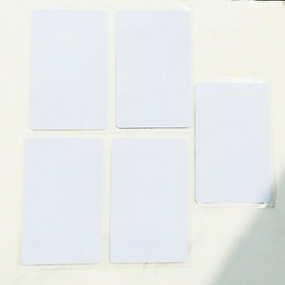 5pcs RFID card 13.56MHz UID Changeable Block 0 Writable smart cards