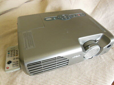 Epson EMP-821 Movie Video PC Multimedia Projector 2600 ANSI USB