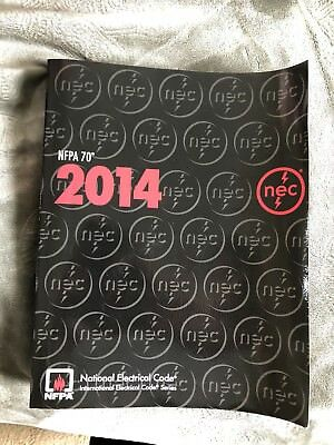 Used 2014 National Electrical Code (NEC) Softbound NFPA 70 2014 in good cond.