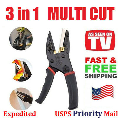 Multi Cut 3 in 1 Power Cutting Tool With Built-In Wire Cutter As Seen On TV!
