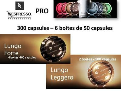 capsules nespresso pro espresso leggero eur 13 00. Black Bedroom Furniture Sets. Home Design Ideas