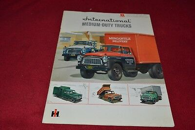 International Harvester B Line Trucks Dealer's Brochure YABE15