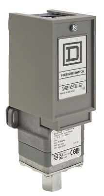 Square D 9012Gng6 Pressure Switch 480Vac 10Amp G