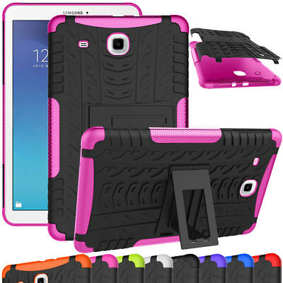 Hybrid Rubber Hard Armor Protective Cover Case for Samsung Galaxy Tab 4 7.0 T230