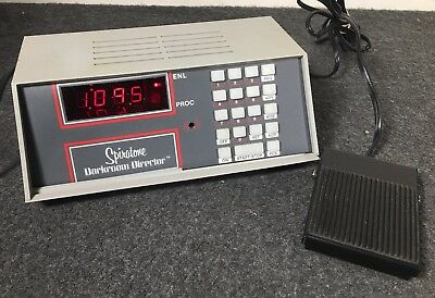 Spiratone Darkroom Directory Enlarger / Film Timer Pedal