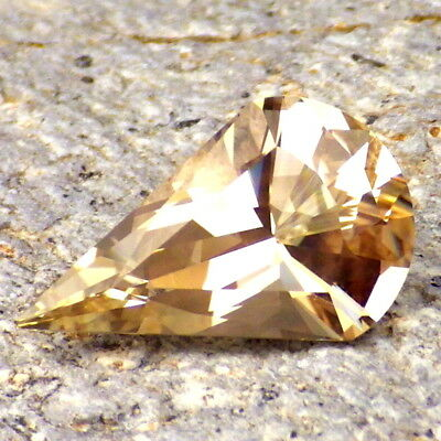 SCHILLER OREGON SUNSTONE 5.10Ct FLAWLESS-PERFECT GERMAN FACETING-FOR JEWELRY!