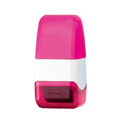 1PC Guard Your ID Roller Security Stamp SelfInking Stamp Messy Code Office  DT4