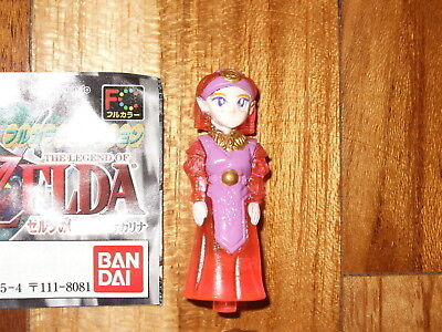 Bandai Gashapon N64 The Legend of Zelda Ocarina of Time Zelda Figure