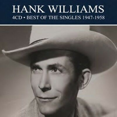 Hank Williams - Best Of The Singles 1947-1958 (CD Used Like New)