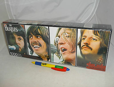 wunderbar Puzzle 1000 Teile the beatles schlank let it be Original Offizier Neu