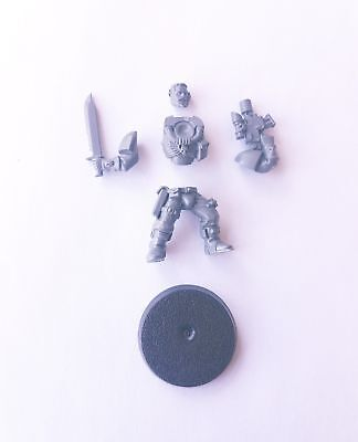 Space Marine Scout Close Combat Single Figure Model Bits - Warhammer 40k
