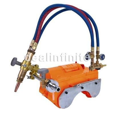 New CG2-11 Automatic Magnetic Tunnel Pipe Torch Cutter Gas Cutting Machine CAN