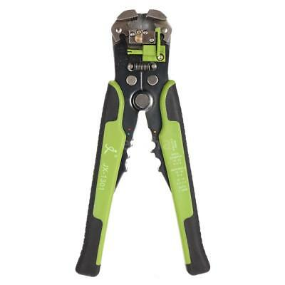 Automatic Adjustable Cable Wire Stripper Cutter Crimping Tool Peeling Plier U1F6