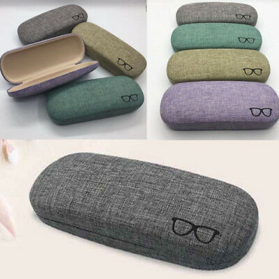 Popular Rectangle Sunglasses Hard Eye Glasses Case Eyewear Protector Box Holder