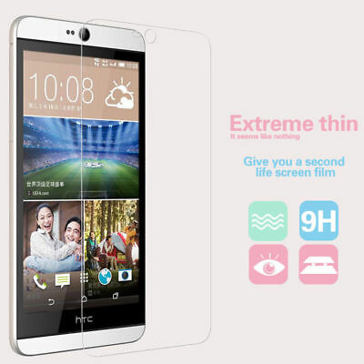 Screen Tempered Glass Film For HTC Desire 816 820 825 826 828 830 826w 326G 526G