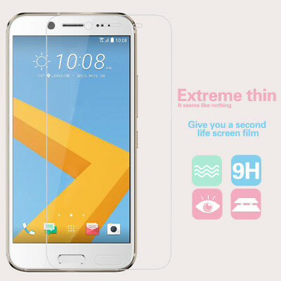 Screen Protector Tempered Glass Cover Film For HTC 10/10 Lifestyle/10 Evo/10 Pro