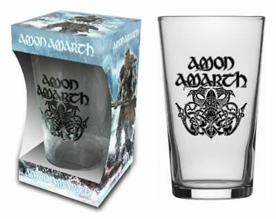 AMON AMARTH beer glass