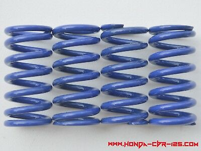 "Honda CBR 125 racing clutch spring set ""Blue"" Compatible all year 2004 - 2018"
