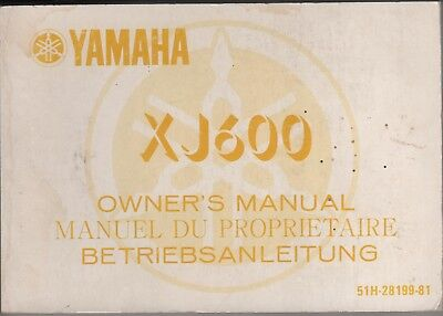 Yamaha xj 600 factory owners manual 283 pages includes wiring yamaha xj 600 factory owners manual 283 pages includes wiring diagram asfbconference2016 Image collections
