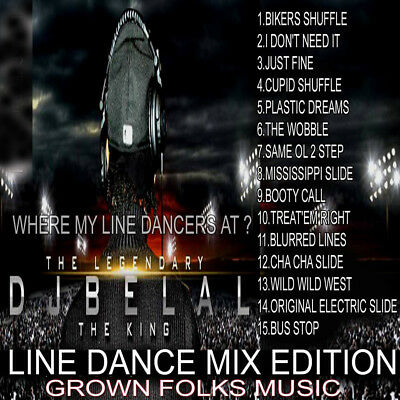 House Party Vol.7 Line Dance Edition Party Mixed Compilations Legendary DJ Belal