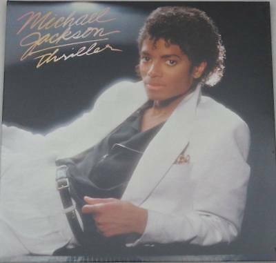 MICHAEL JACKSON Thriller LP Vinyl * NEU * Beat It Billie Jean