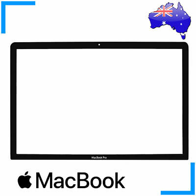 """Genuine Front Panel Glass for MacBook Pro 15"""" A1286 Unibody Screen LCD Display"""