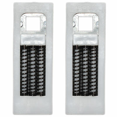 uPVC Replacement Door Handle Springs Cassette Pair High Quality Branded