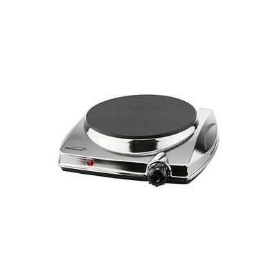 NEW Brentwood TS-337 Electric Hot Plate 1000W SS TS337
