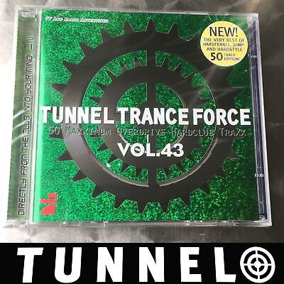 2Cd Tunnel Trance Force Vol. 43