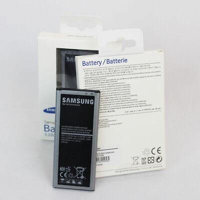 Original 3220mAh New OEM Samsung Galaxy NOTE4 Battery  Samsung Note4 battery