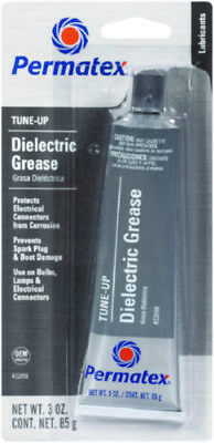 Permatex Marine Tune-Up Dielectric Grease 3oz Protect Electrical Connectors