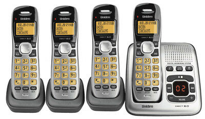New Uniden - DECT 1735 + 3 - DECT Digital Phone System